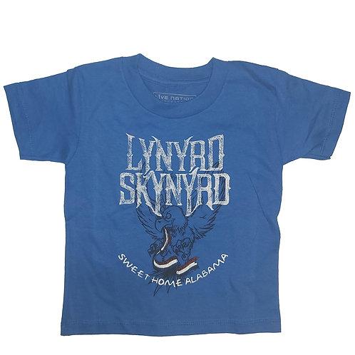 Lynyrd Skynyrd - Sweet Home Alabama Toddler Tee