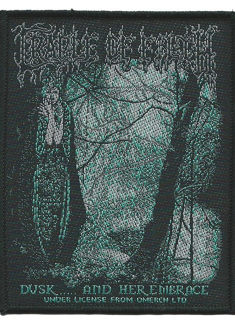 Cradle of Filth - Dusk and Her Embrace Woven Patch