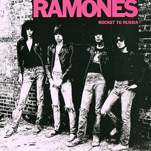 Ramones - Rocket to Russia CD