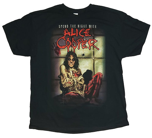 Alice Cooper - We're All Crazy T-Shirt
