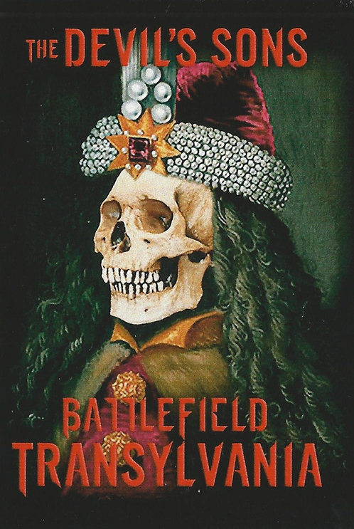 The Devil's Sons - Battlefield Transylvania Sticker