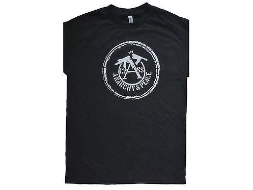 Crass - Anarchy & Peace T-Shirt