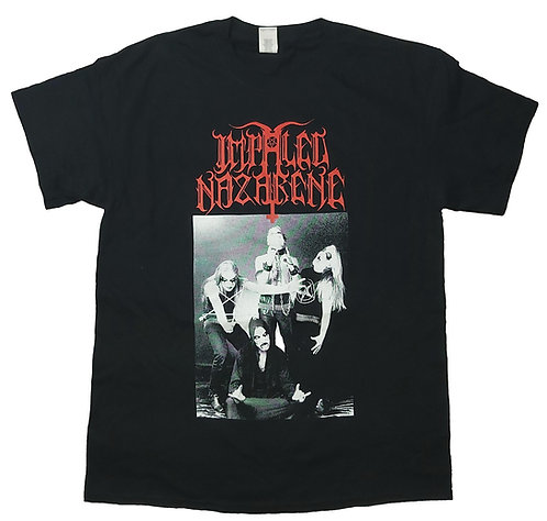 Impaled Nazarene - Christ Crucified T-Shirt