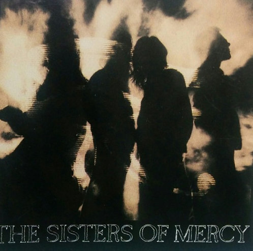 The Sisters of Mercy - More Sticker