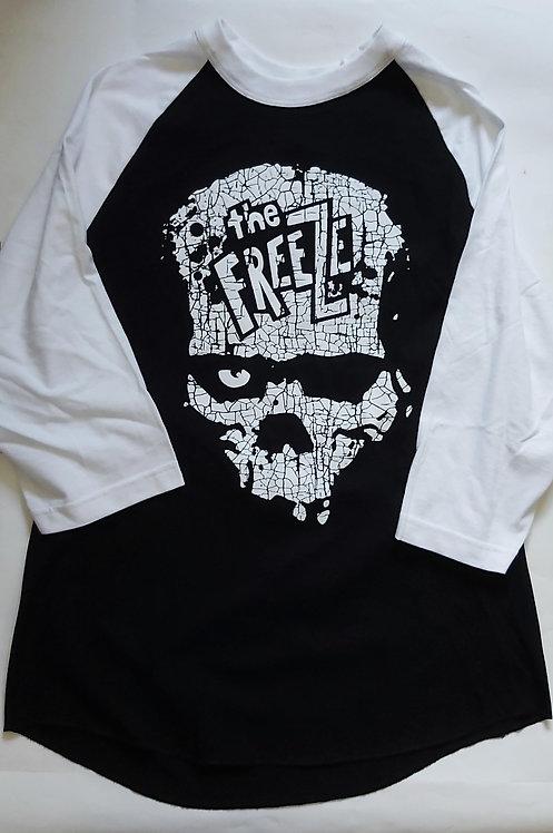 The Freeze - Map Skull Baseball Tee