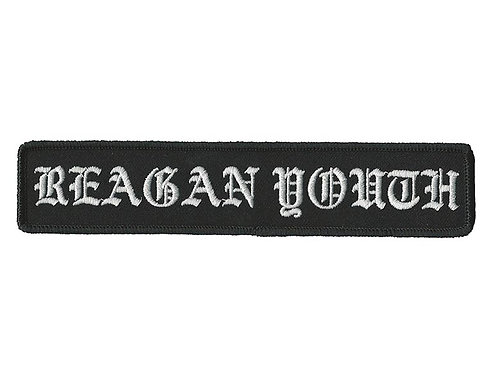 Reagan Youth - Logo Embroidered Patch