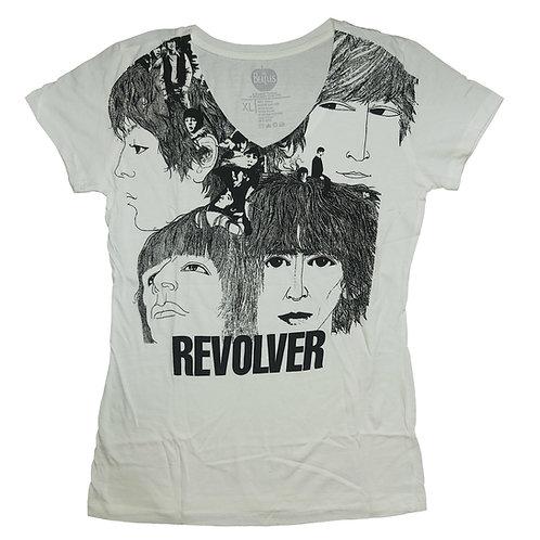 The Beatles - Revolver Ladies Tee
