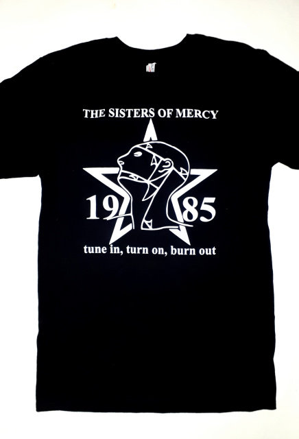 The Sisters of Mercy - Merciful Release T-Shirt