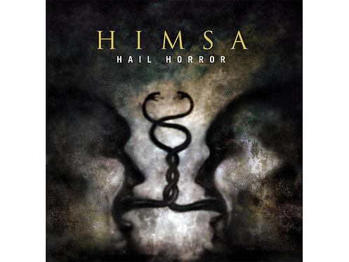 HIMSA - Hail Horror CD