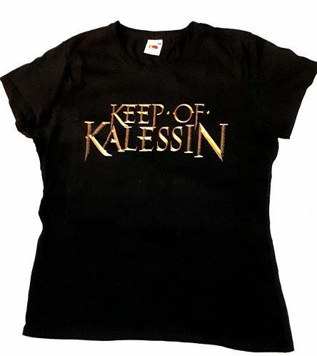 Keep of Kalessin - Logo Ladies Tee