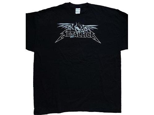 Metallica - Skull Wings T-Shirt
