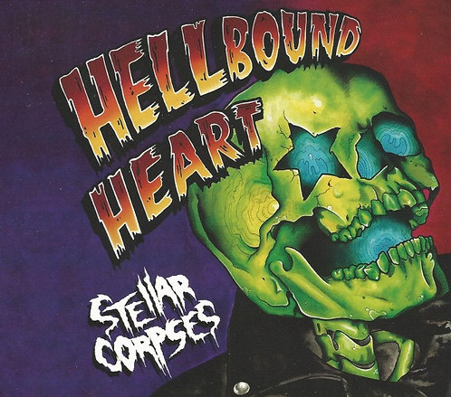Stellar Corpses - Hellbound Heart CD