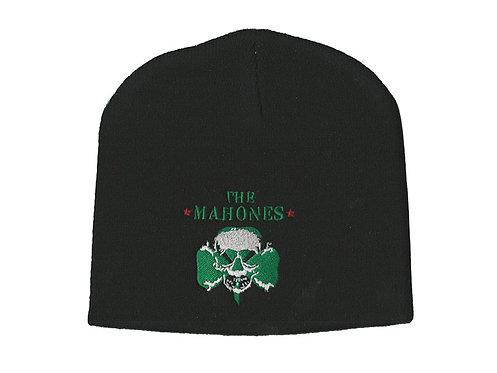 The Mahones - Clover Skull Beanie