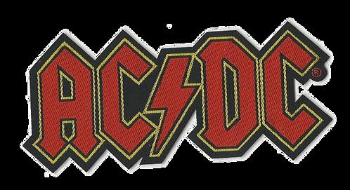 AC/DC - Logo Woven Patch