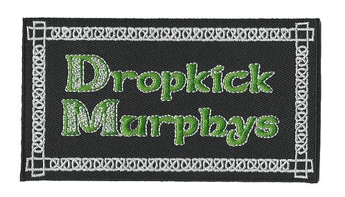 Dropkick Murphys - Celtic Logo Embroidered Patch