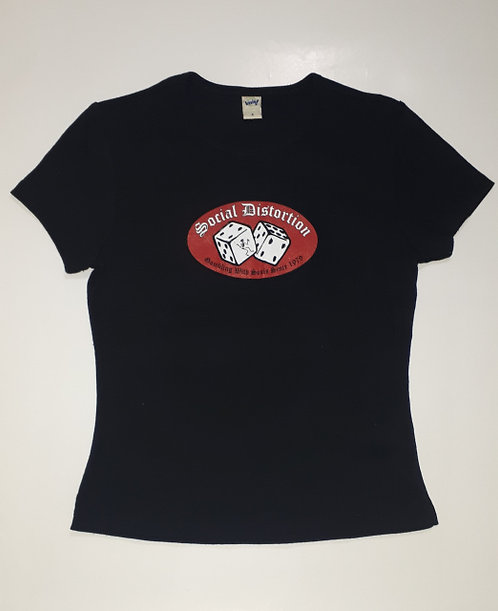Social Distortion - Dice Ladies Tee