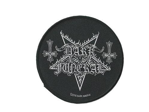 Dark Funeral - Logo Woven Patch