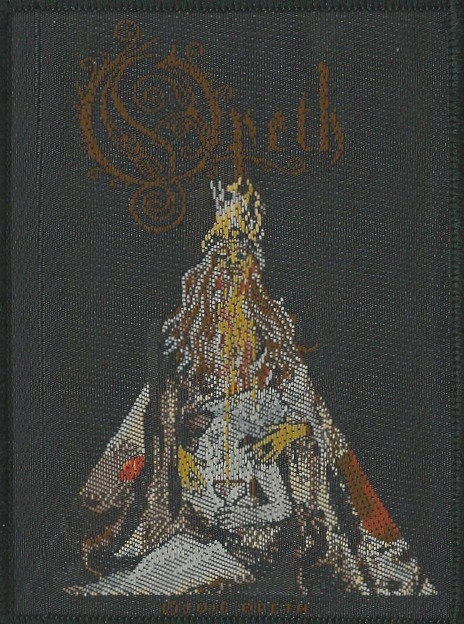 Opeth - Sorceress Persephone Woven Patch