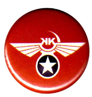 Komor Kommando - Logo Pin