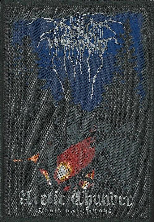 Darkthrone - Arctic Thunder Woven Patch