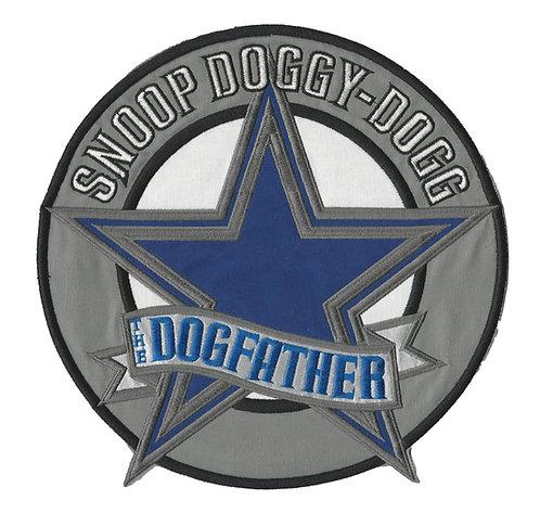 Snoop Dogg - The Dogfather Jumbo Backpatch
