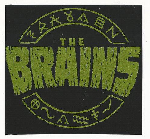 The Brains - Seal Sticker