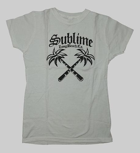 Sublime - Long Beach Ladies Tee