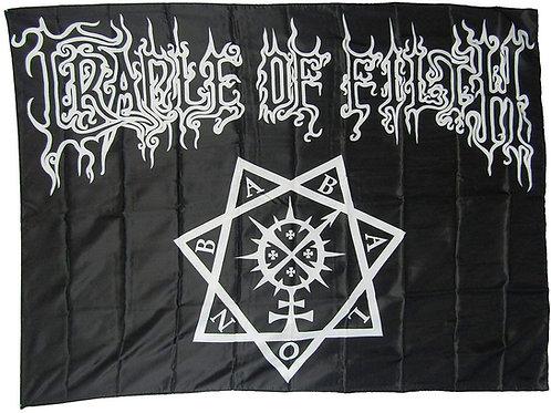 Cradle of Filth - Flag