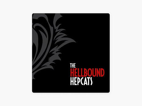 the Hellbound Hepcats - Selftitled CD