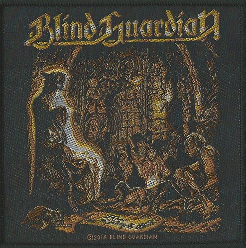 Blind Guardian - Tales From The Twilight Woven Patch