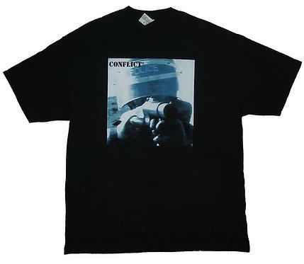 Conflict - Riot Cop T-Shirt