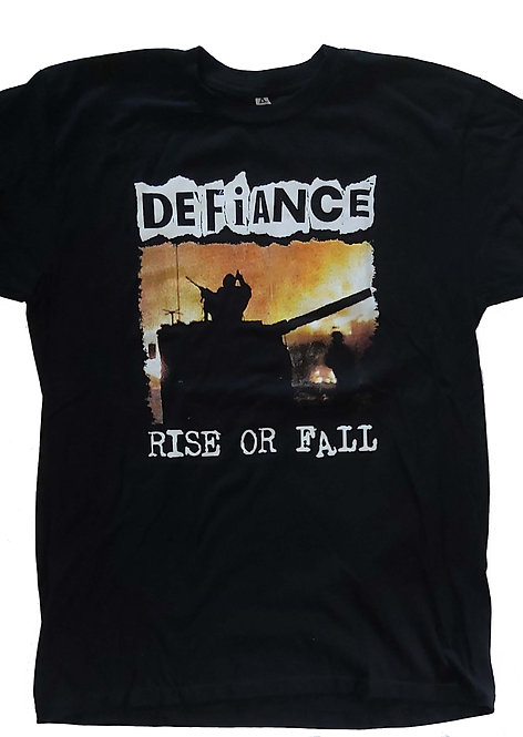 Defiance - Rise or Fall T-Shirt
