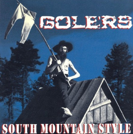 Golers - South Mountain Style LP