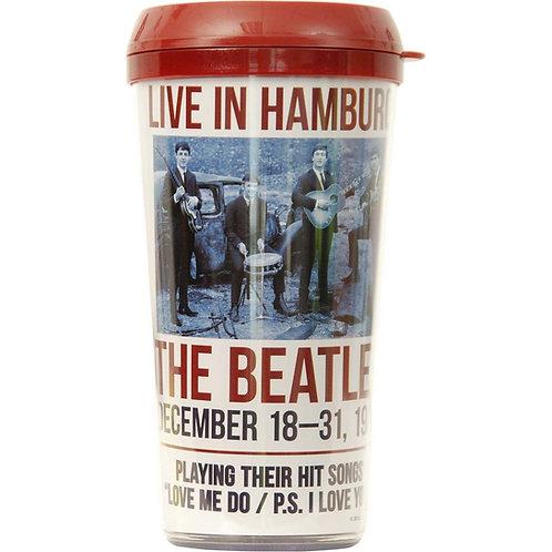 The Beatles - Live in Hamburg Travel Mug