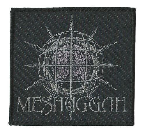 Meshuggah - Chaosphere Woven Patch