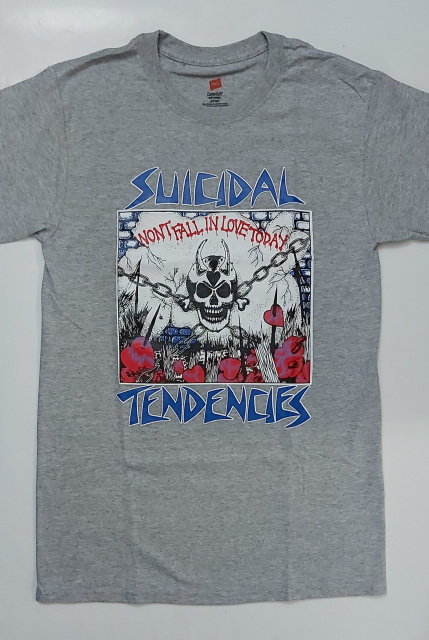 Suicidal Tendencies - Won't Fall in Love Today T-Shirt