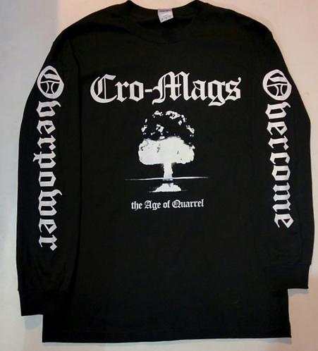 Cro-Mags - The Age of Quarrel Longsleeve