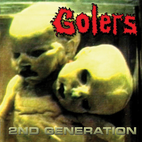 Golers - 2md Generation LP