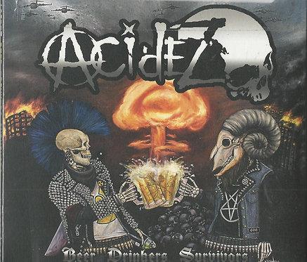 Acidez - Beer Drinkers Survivors CD