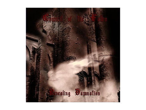 Council of the Fallen - Revealing Damnation CD
