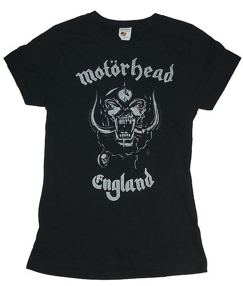 Motorhead - England Ladies Tee