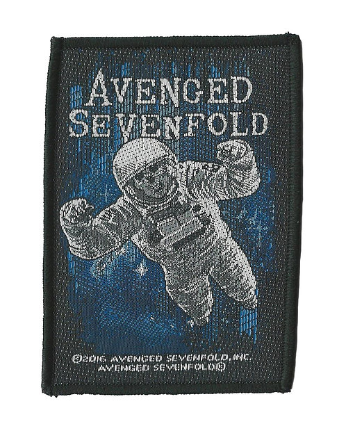 Avenged Sevenfold - The Stage Woven Patch