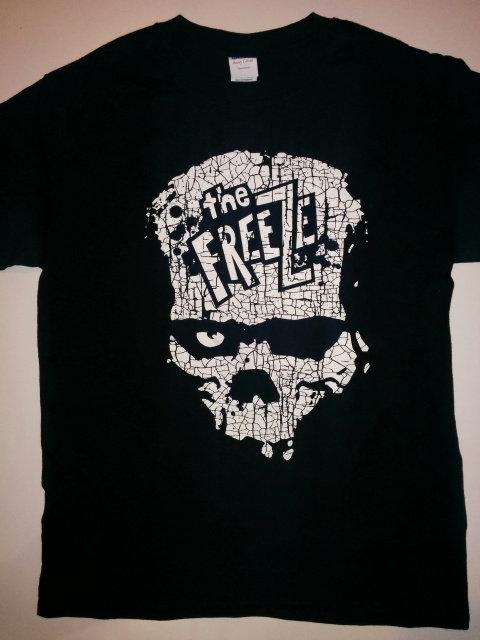 The Freeze - Map Skull T-Shirt