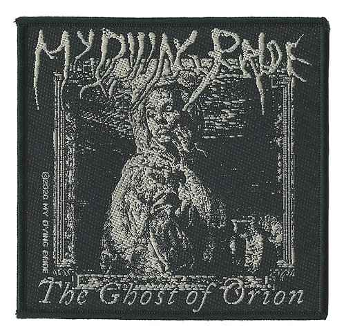 My Dying Bride - The Ghost of Orion Woven Patch