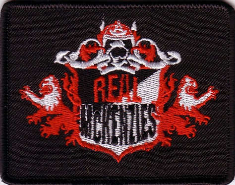 The Real McKenzies - Shield Embroidered Patch