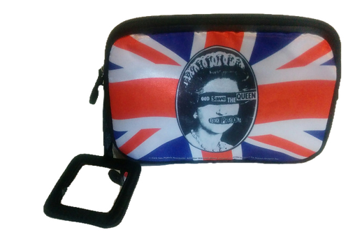 Sex Pistols - Union Jack Cosmetic Bag