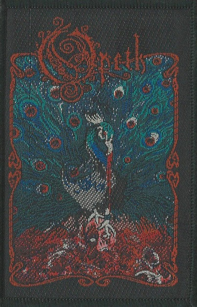 Opeth - Sorceress Woven Patch