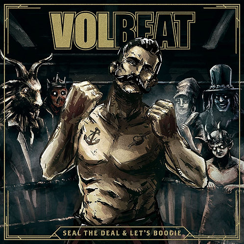 Volbeat - Let's Seal the Deal & Boogie 2xLP