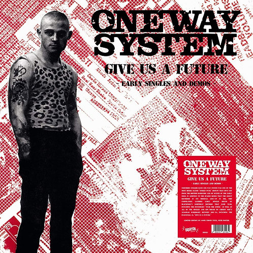 One Way System - Give Us A Future LP