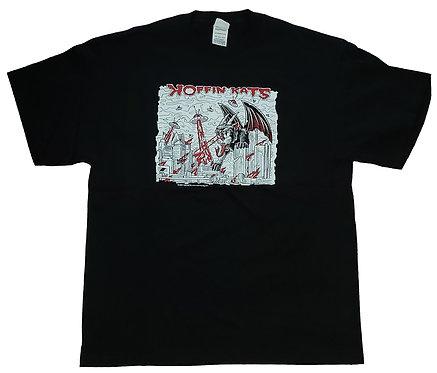 Koffin Kats - Laser T-Shirt